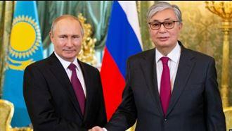 Токаев принял приглашение Путина приехать на парад Победы 24 июня