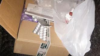 Лекарства и маски на сумму более 16 млн тенге изъяли полицейские Нур-Султана