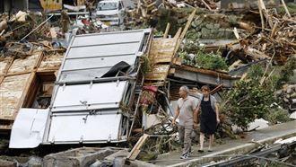 Число жертв стихийных бедствий в Японии выросло до 72