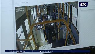 Пассажиров без масок отслеживают в автобусах по камерам