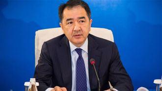 Аким Алматы поручил установить причину пожара на «Казахфильме»