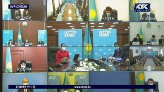 Токаев выступил на заседании Национального совета общественного доверия