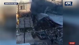 В Нур-Султане при взрыве в кафе погибла девушка