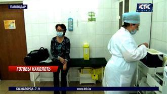 В Павлодаре ищут холодильники для хранения вакцины от ковида