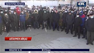 Шағанда 16 мың гектарды 6 құрылтайшы заңсыз иемденіп алған – Қызылорда облысы
