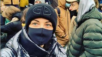 В Москве задержана супруга Навального