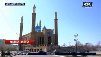 Привиться от ковида теперь можно в мечети Усть-Каменогорска