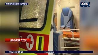 Стрелявшим в машину скорой помощи оказался 17-летний студент