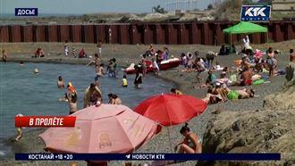 Владельцы баз отдыха на Алаколе опасаются срыва туристического сезона