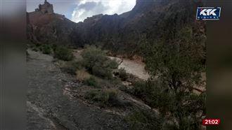 Сход селя в Чарынском каньоне – есть погибшие