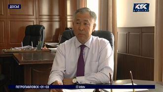Аким Жамбылской области уволил чиновника после выговора от президента
