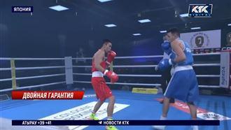 Еще один казахстанский боксер обеспечил себе медаль на Олимпиаде