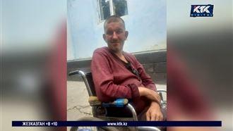 «Боюсь, что его похитили»: в Алматы разыскивают пропавшего инвалида