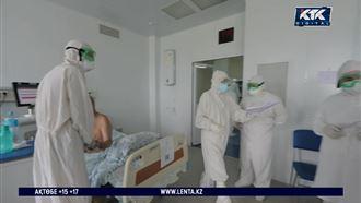 Қатерлі ісікпен тіркелген 1200 адам коронавируспен ауырып шыққан